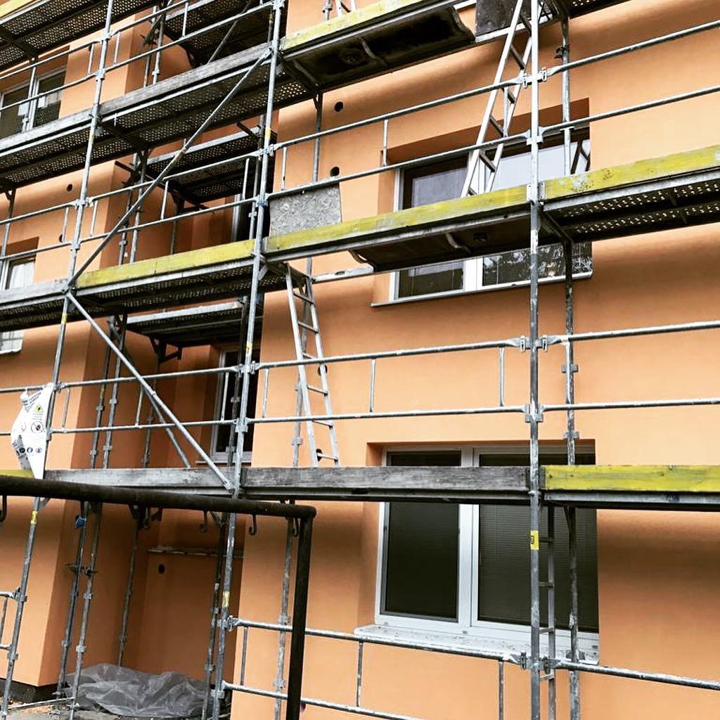 oprava panelového domu