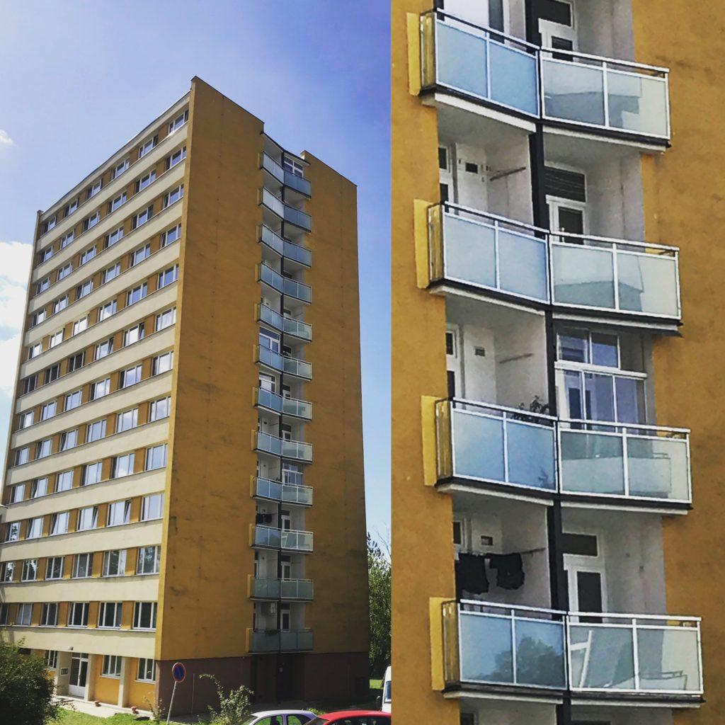 vymena balkonu Brno