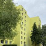 Sanace fasády Irkutská Brno